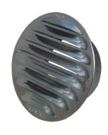 Metallgaller aluminium O 80 mm, med stos
