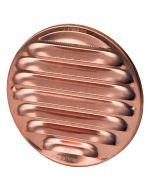 Metallgaller koppar O 150 mm, med stos