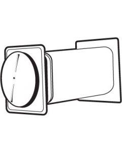 Flexi Blockventil m [] kanal 274-6