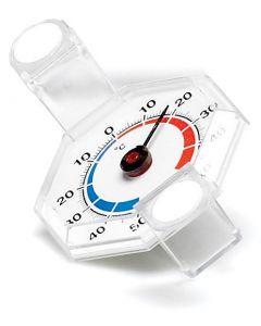 Termometer 8-kantig 02081, utomhus