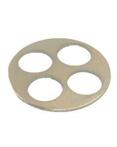 Munstyckshållare Hålad bricka T22/H2A