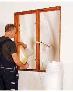 Fönsterparaply Isolering 150 x 180 cm