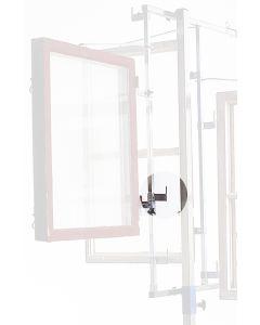 Fönsterupphängare hylsa med gångjärnstapp