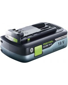 Festool batteri BP 18 Li 4,0 HPC-ASI Bluetooth