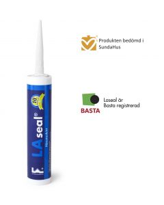 LAseal Vit Fönsterkitt 290 ml