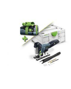 Festool Sticksåg Carvex PSC 420 Li EB-Basi KAMP+Ba