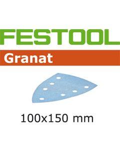 Festool Slipark 100 x 150 K180 (Granat) 100st/fp