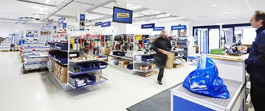 butiken i Kista